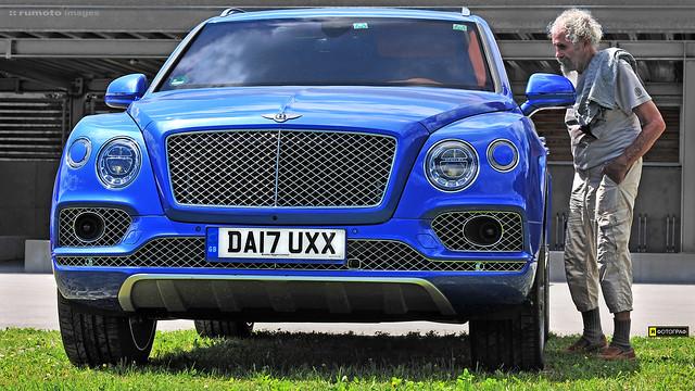 Next Car Bentley Bentayga SUV (c) 2020 Bernard Egger :: rumoto images 4437