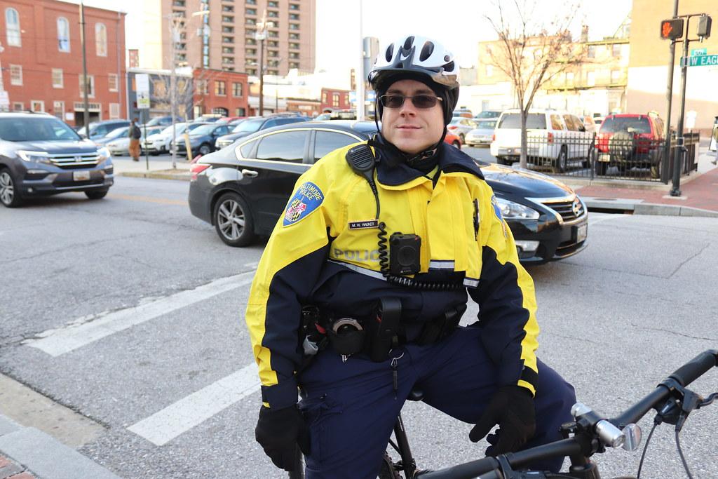 03.BikeCop.BaltimoreMD.9January2020