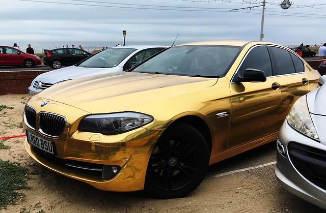 BMW Euraid / Golden BMW - Blackpool