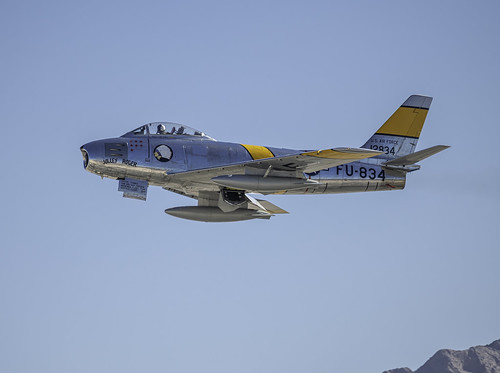 North American F-86 Special Thanks