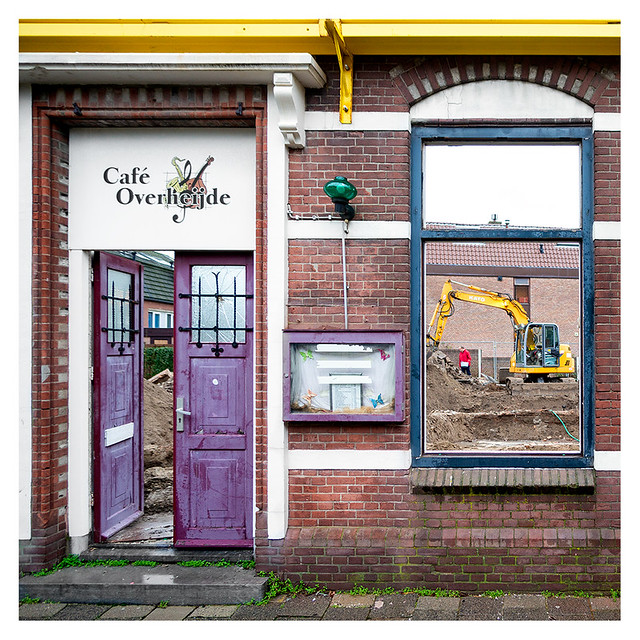 The demise of Café Overheijde