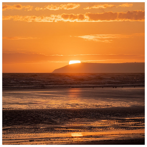 100the2020edition sunset bexhill beach sun sea sand 100xthe2020edition 100x2020 image7100