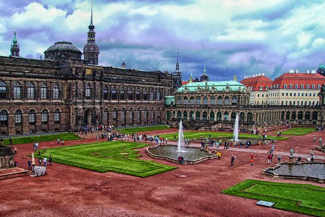 The Zwinger Dresden