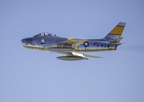North American F-86 Jolley Roger