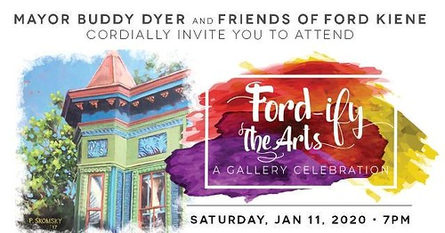 Ford-ify the Arts – A Gallery Celebration