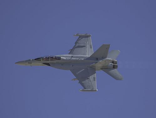 EA-18G of VAQ 129 Photo Pass