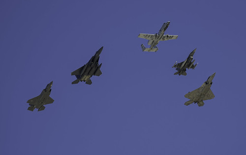 Air Combat Commands Stricking Power