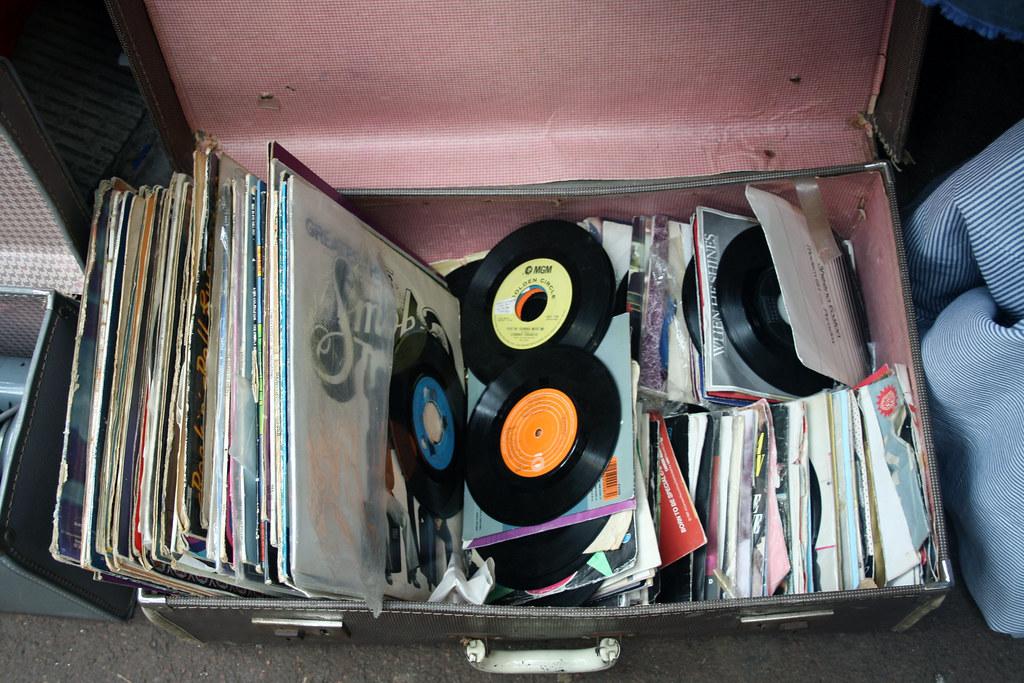 Records Antique Music Nostalgic Edited 2020