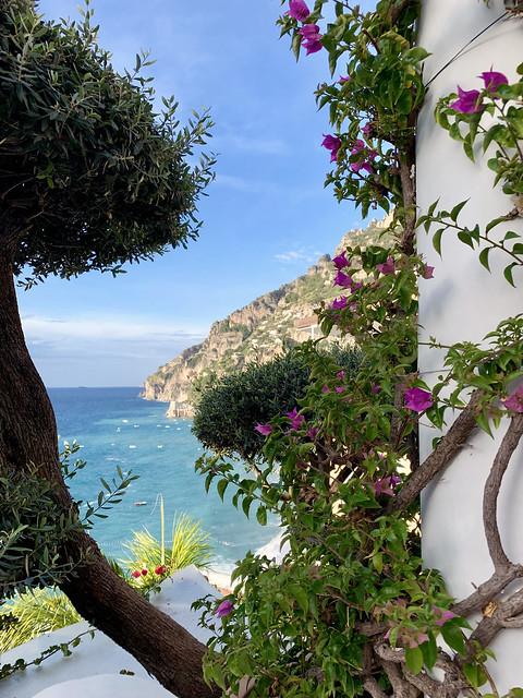Italy 2019, Positano, Hotel Marincanto, beautiful hotel
