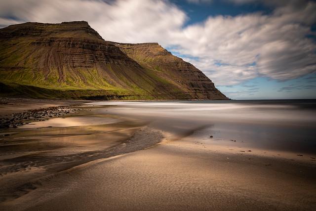 Skálavík, Islande