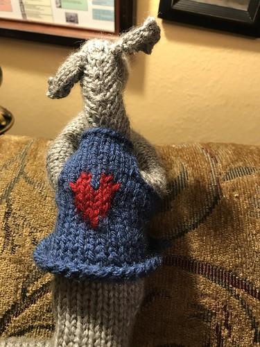 Marzipan sweater