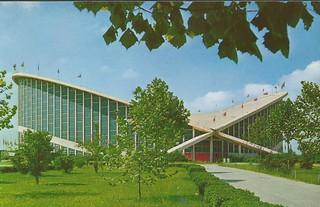 Dorton Arena, Raleigh, N. C.