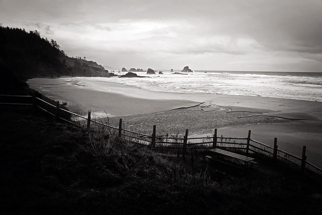 Indian Beach...