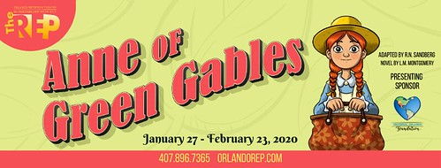 Anne of Green Gables at Orlando Repertory