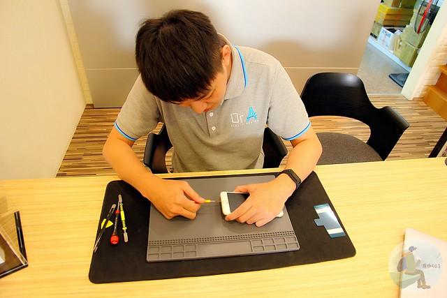 台中iPhone維修-拆機檢查