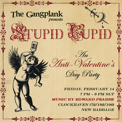 Stupid Cupid Anti-Valentine's Day Party
