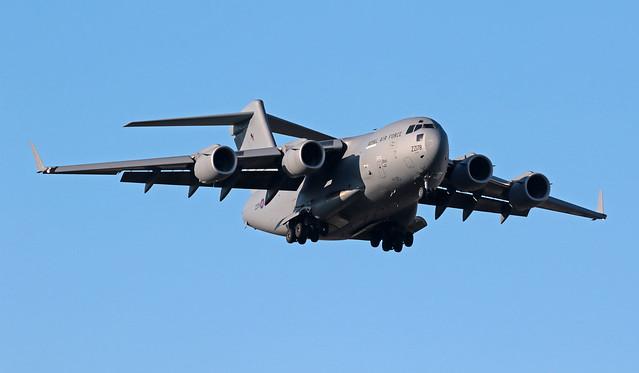 ZZ178 LMML 09-01-2020 United Kingdom - Royal Air Force (RAF) Boeing C-17A Globemaster III CN F-245UK-8