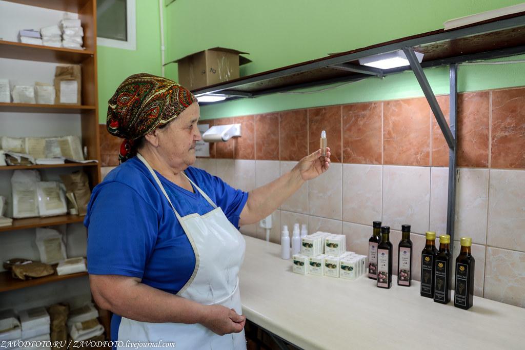 Где делают лучшую в Крыму косметику из лаванды и роз 999A7540