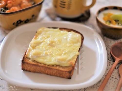 全粒粉80%食パン チーズトースト 20200108-DSCT7161 (3)