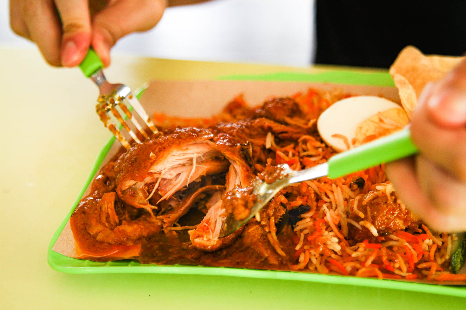 Foodie Story Chicken Briyani