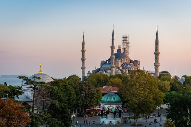 Istanbul / Sultan Ahmed Mosque