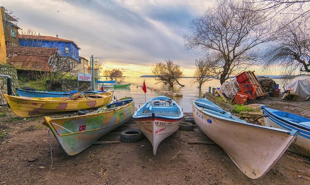 Gölyazı Apollonia HDR