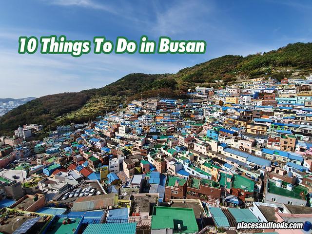 busan 10 things
