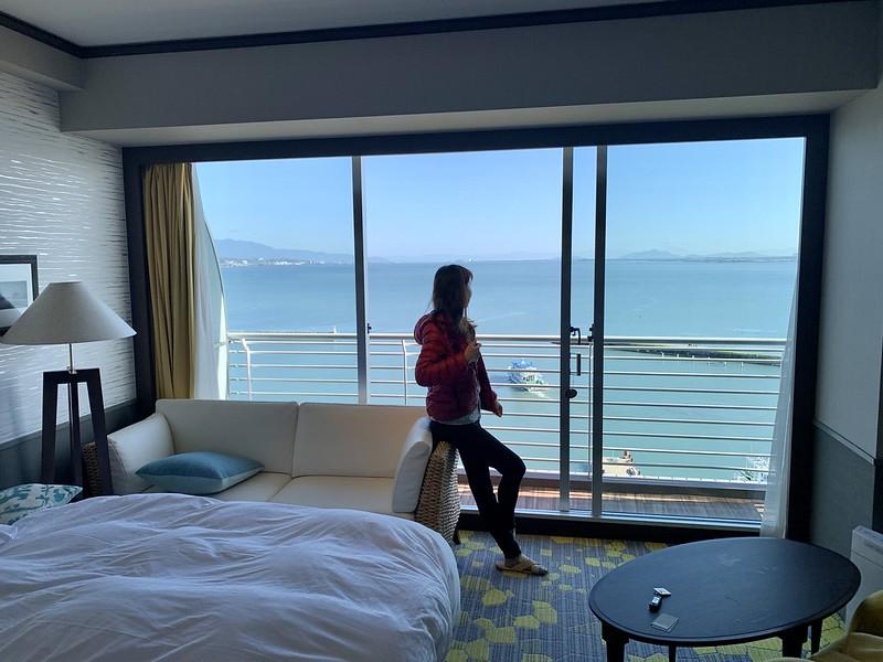 琵琶湖飯店湖濱溫泉度假村,琵琶湖飯店推薦,有溫泉有美景,價格又便宜的飯店