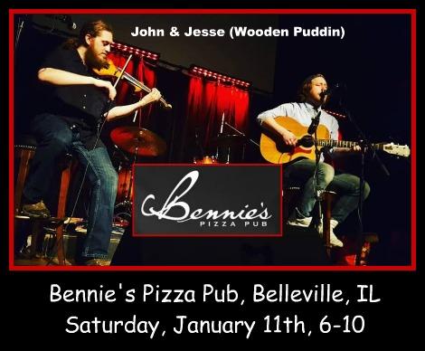 Wooden Puddin John & Jesse 1-11-20