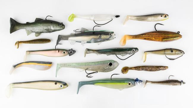 スレッドフィンシャッド-完璧な釣りのルアー