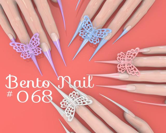 BENTO NAIL #068