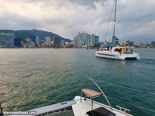 busan sunset cruise experience
