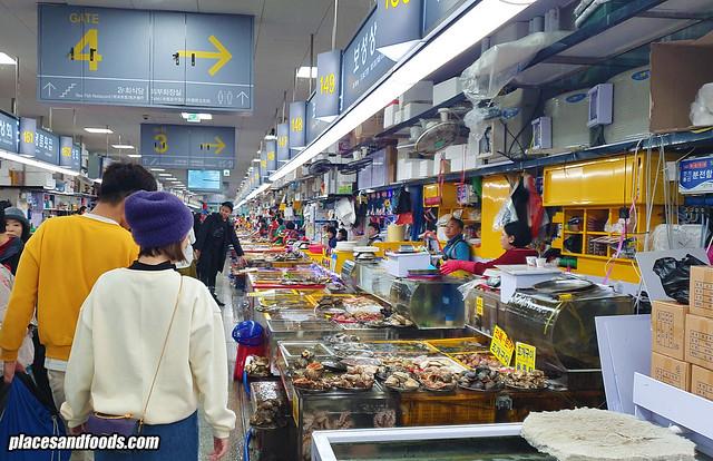 busan Jalgachi Market