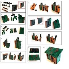 Modular City Block Shed Tutorial