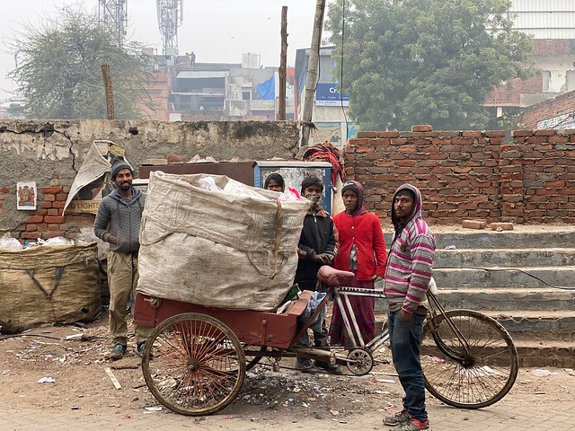 City Life - A Working Family, Naya Bazar, Gurgaon