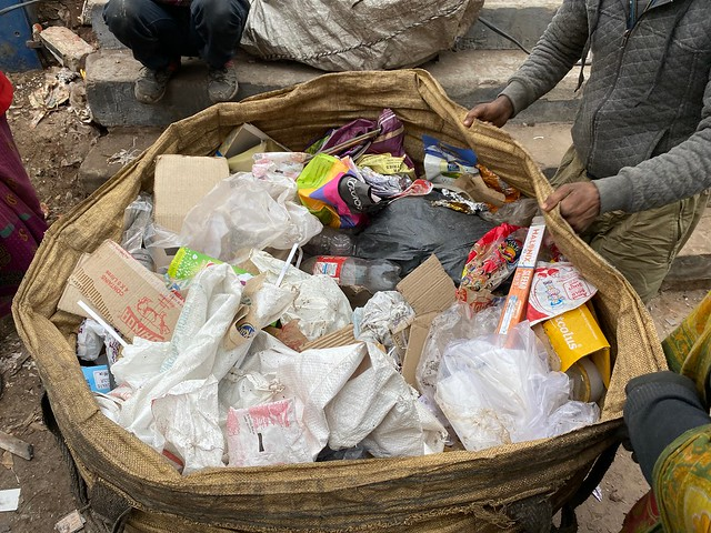 City Life - A Working Family, Naya Bazar, Gurgaon