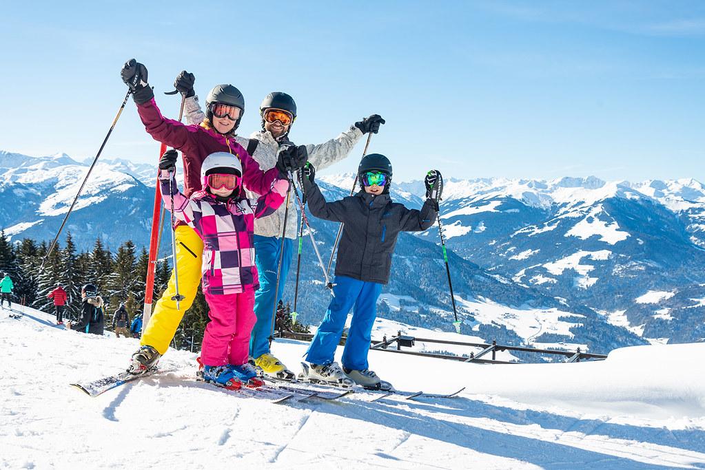 SkiWelt Wilder Kaiser– Brixental rodinné rakouské lyžařské středisko
