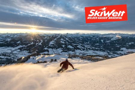 Vyhlášení vítězů soutěže o tři 6denní skipasy do střediska SkiWelt Wilder Kaiser – Brixental