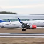 LN-RGH SAS SCANDINAVIAN AIRLINES BOEING 737-800