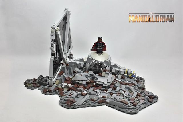 Moff Gideon - The Mandalorian