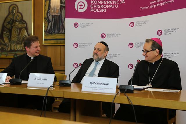 Konferencja prasowa przed Dniem Judaizmu w Kościele katolickim - 10 I 2020 r.