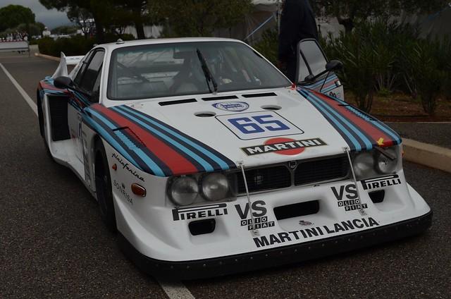 Lancia Beta Montecarlo Turbo Groupe 5 Martini