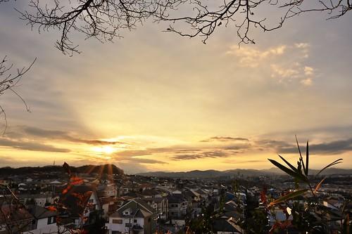 sunset goldenhour nature cityscape landscape