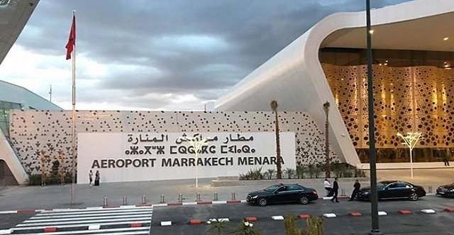 Aeropuerto Marrakech