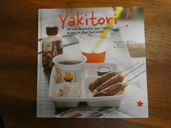 yakitori le livre