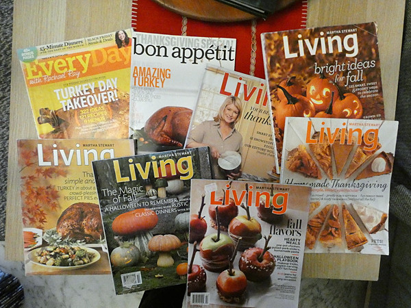 fall magazines