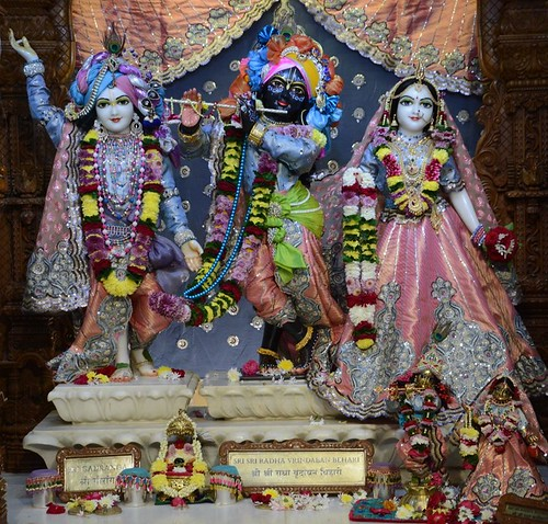 ISKCON GEV Wada Deity Darshan 10 Jan 2020
