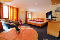 Doppelzimmer Nr. 1 Gatterhof Kleinwalsertal