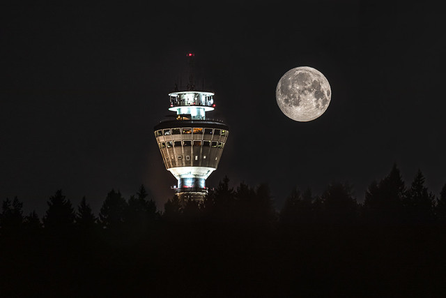 Luna en Finlandia