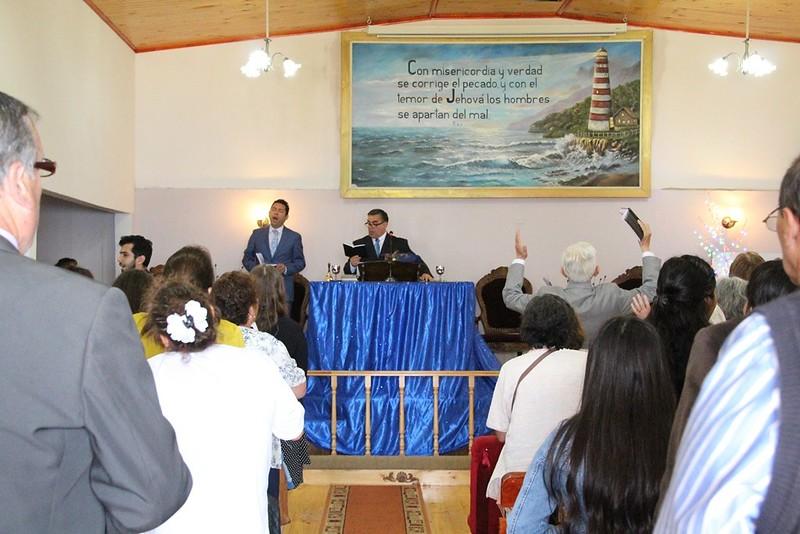 Celebración cumpleaños N° 86, Pastor Pablo Rivera Tapia